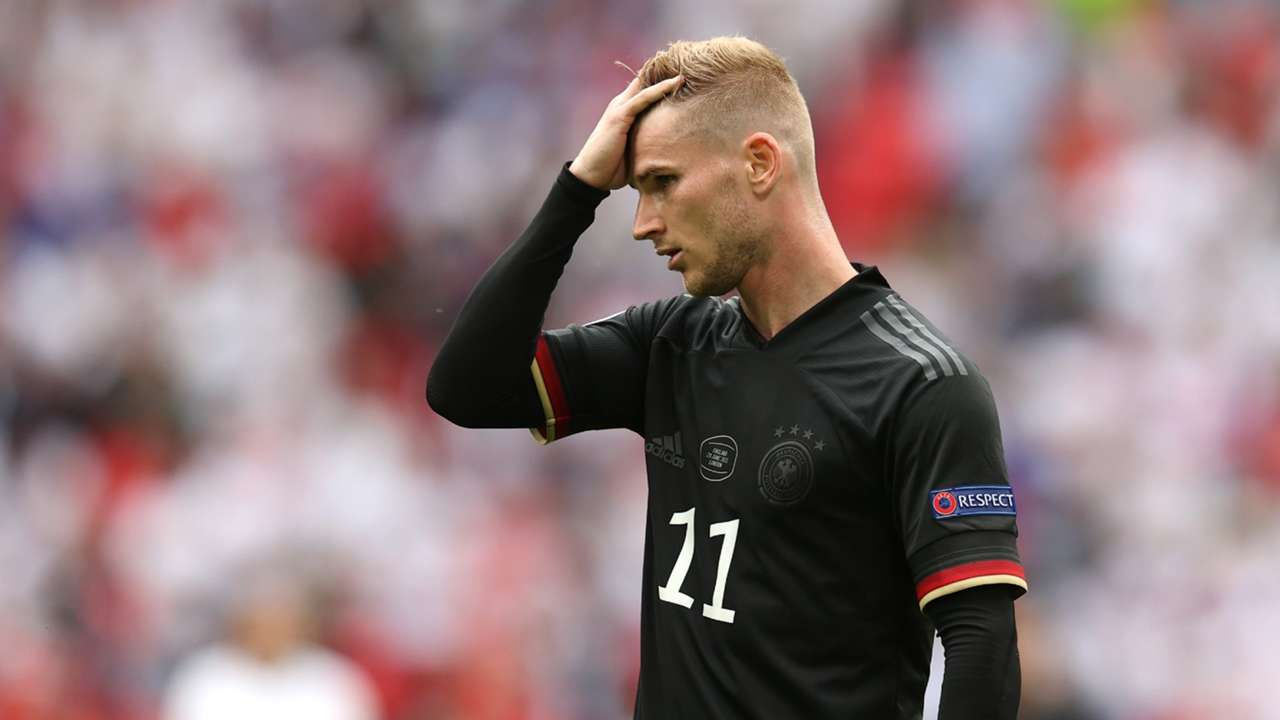 Timo Werner Germany Euro 2020