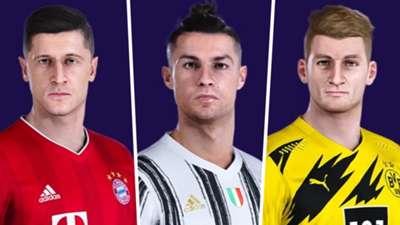 Robert Lewandowski Cristiano Ronaldo Marco Reus