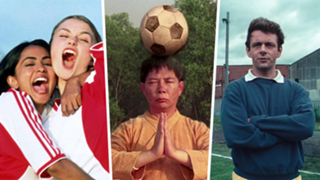 Top 10 football films