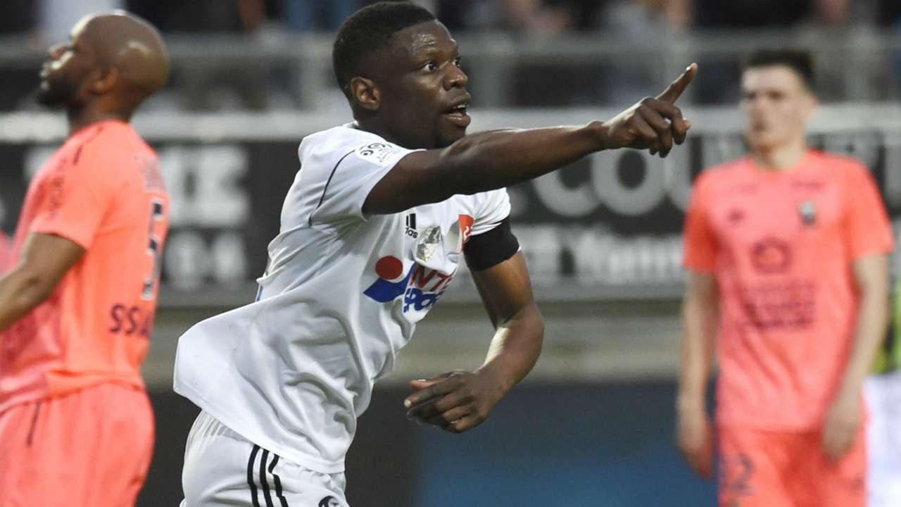 Bakaye Dibassy Amiens Caen Ligue 1 07042018