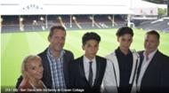 Ben Davis and family