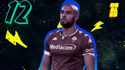 Goal 25 2020 12 Sofyan Amrabat Fiorentina Morocco