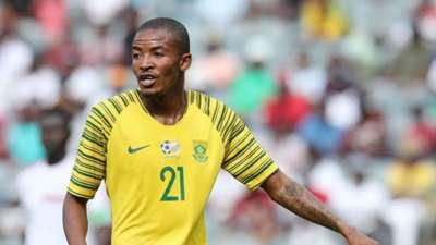 Thapelo Morena - Bafana Bafana vs Sudan