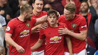 Daniel James Manchester United 2019-20