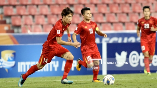 Quang Hải lên tiếng trấn an đồng đội sau thất bại | Goal.com
