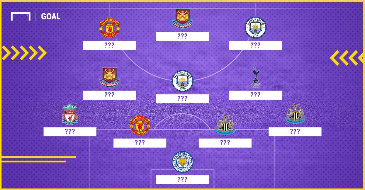 Premier League TOTW