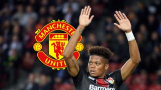 Leon Bailey Man United