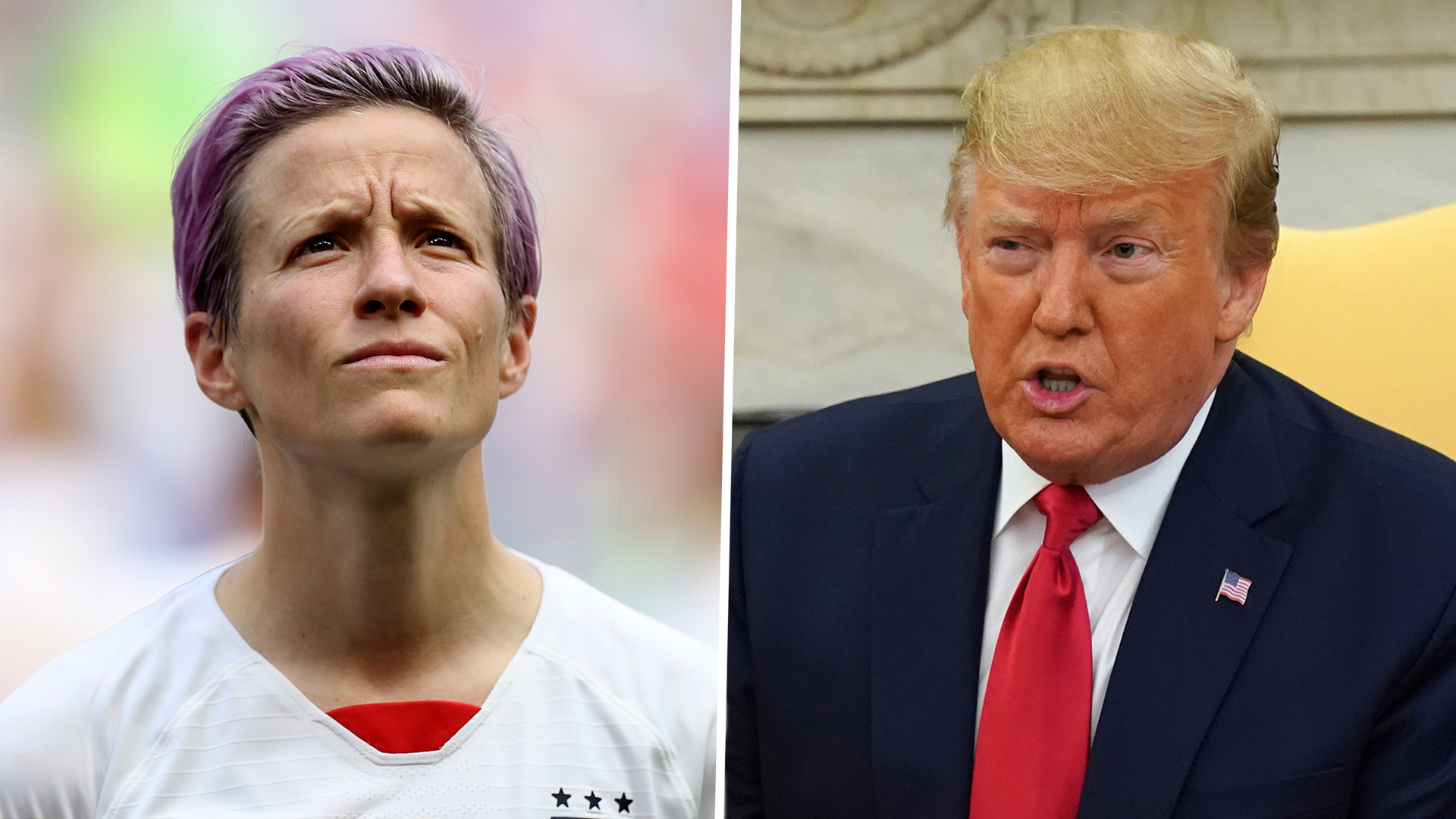 'Woke means you lose' - Trump tears into USWNT's 'leftist maniacs' after failure to win Olympic gold medal