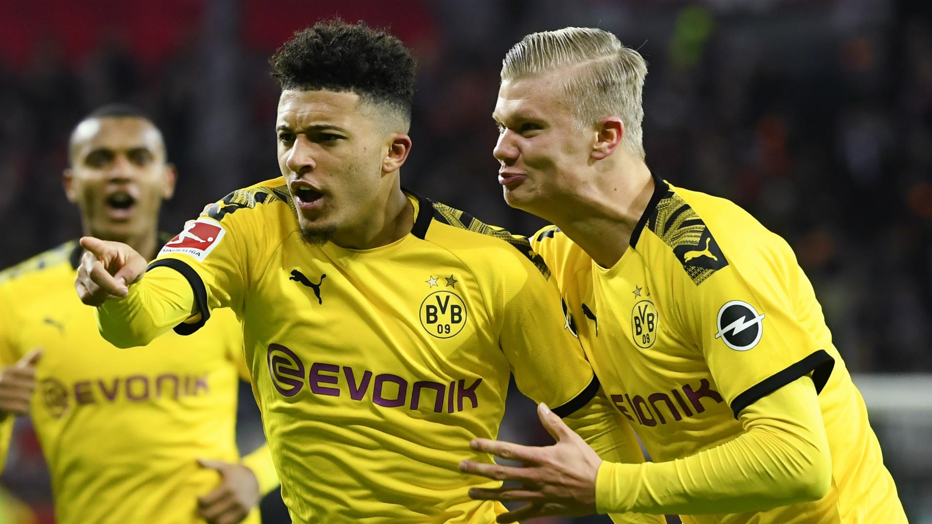 Sancho and Haaland lead the names on European Golden Boy 2020 final shortlist