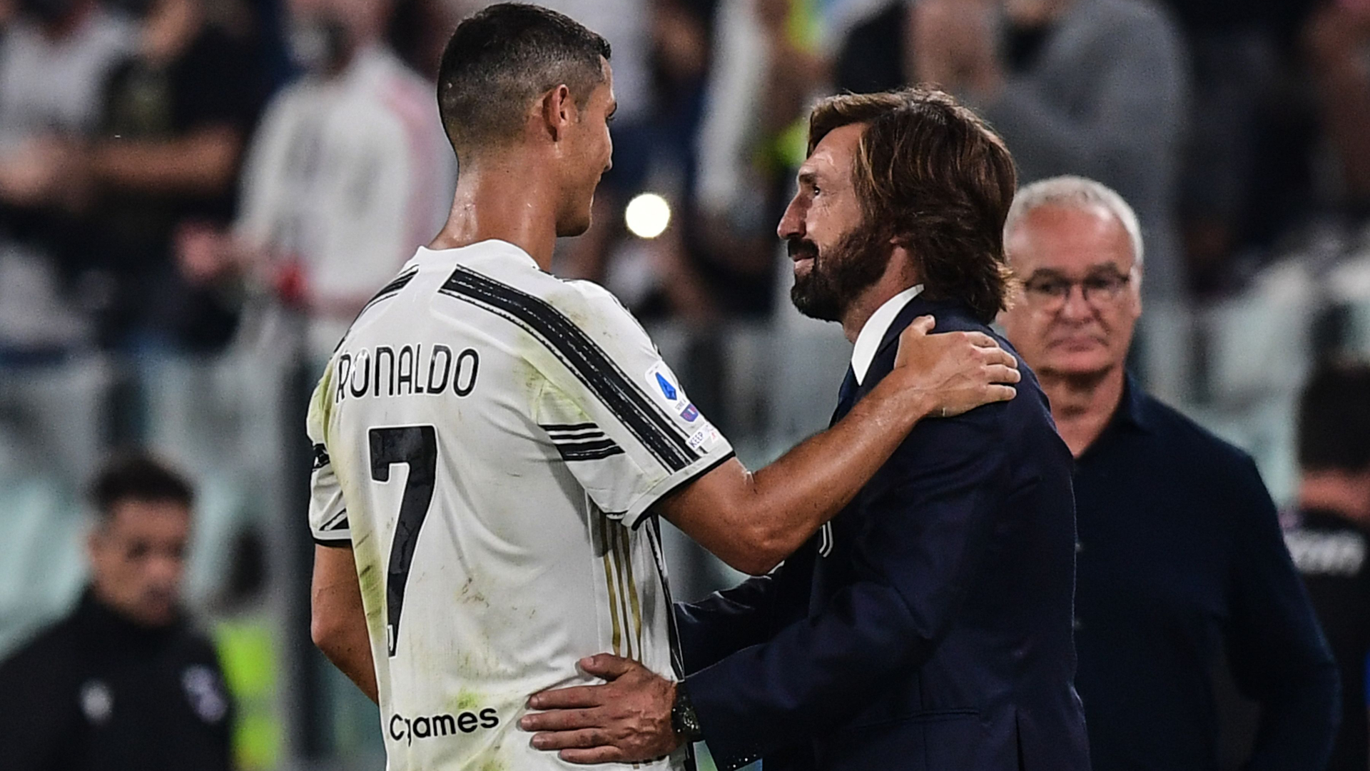 Ronaldo is the first to Juventus training and last to leave - Pirlo
