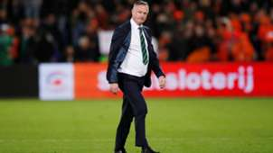 Michael O'Neill Northern Ireland 10102019