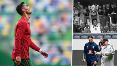 Platini, Ronaldo, Ibrahimovic