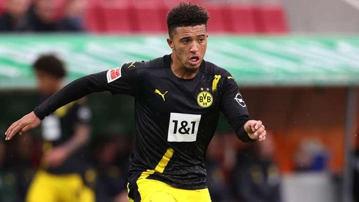 Jadon Sancho, Borussia Dortmund away, 2020-21 Bundesliga