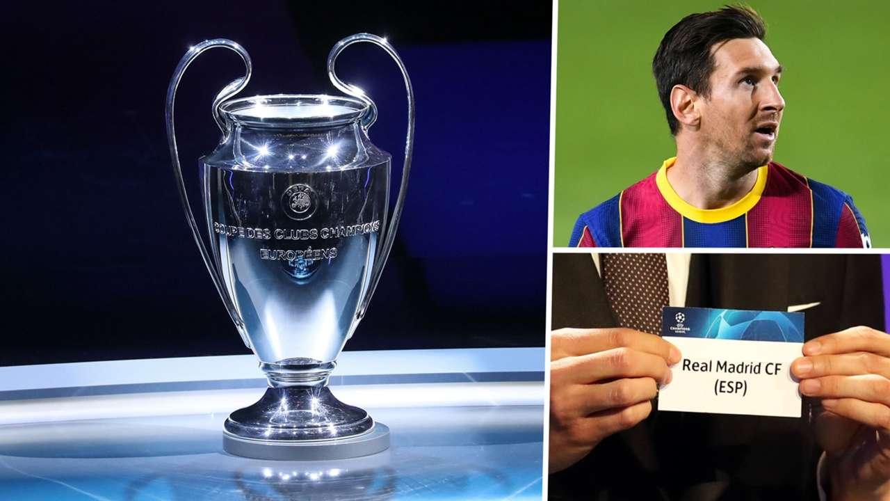 Champions League 2020-21 draw