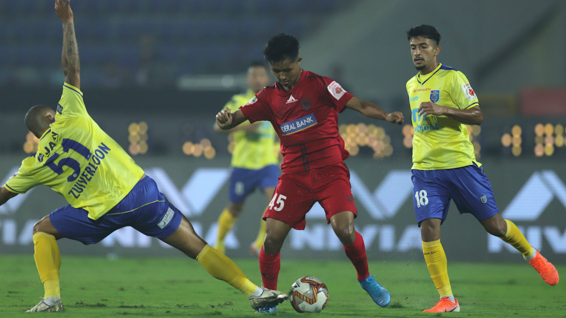 NorthEast United vs Kerala Blasters LIVE: Observe ISL in real-time…