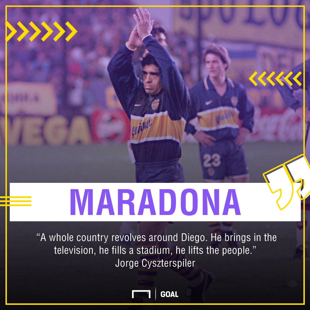 Maradona GFX