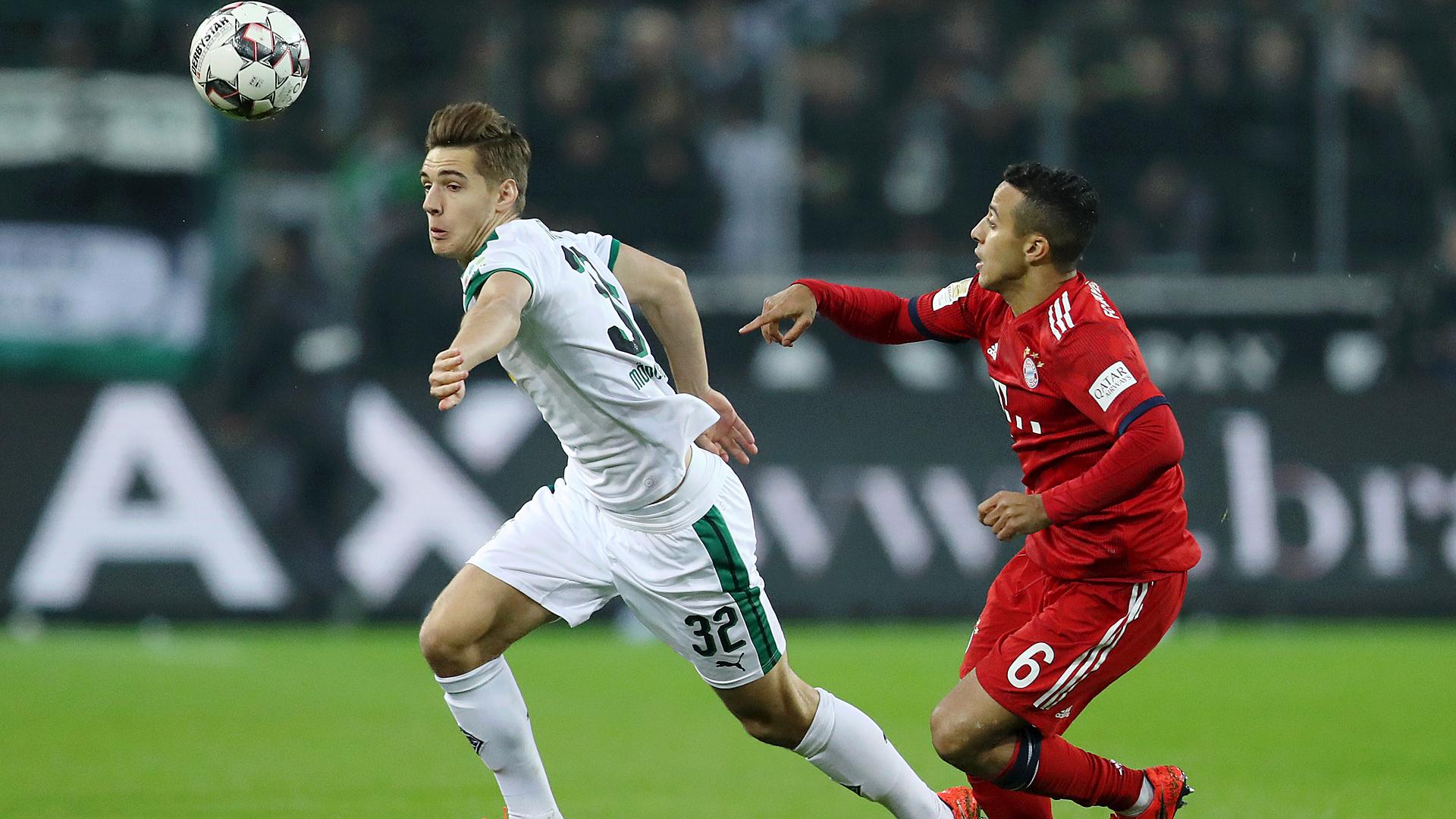 Gladbach Gegen Bayern Heute