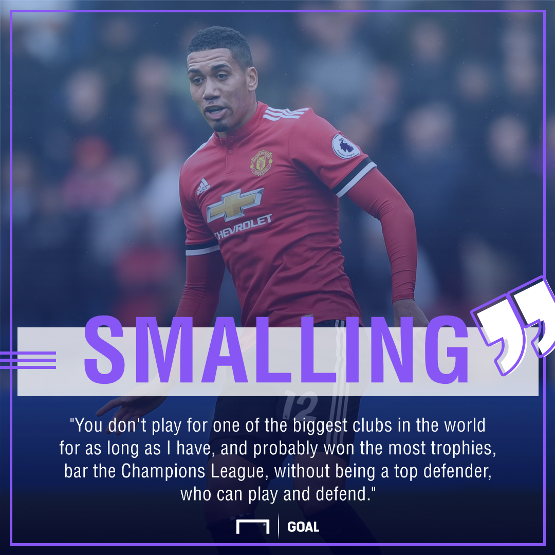 Chris Smalling Manchester United England snub reaction