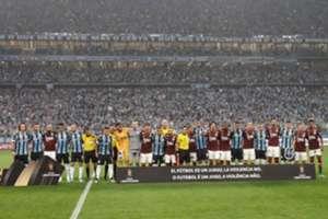 Gremio Flamengo Libertadores