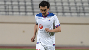 Otabek Shukurov Uzbekistan  Al-Sharjah UAE Arabian Gulf League