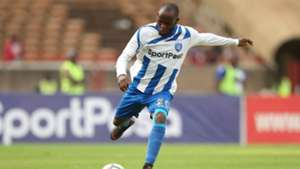 Whyvonne Isuza of AFC Leopards.