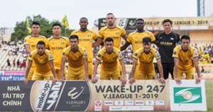 Song Lam Nghe An - SLNA vs SHB Da Nang Round 14 V.League 2019