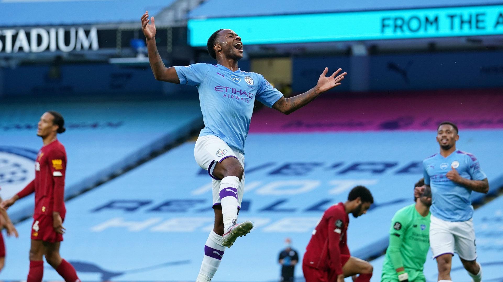 Manchester City - Liverpool 4-0, City balaie un Liverpool déjà champion