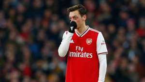 Arsenal need much more from Mesut Ozil