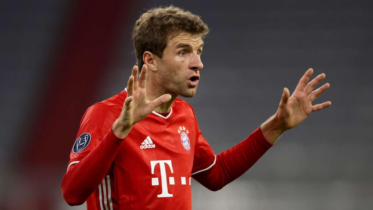 Thomas Muller, Bayern Munich, 2020-21