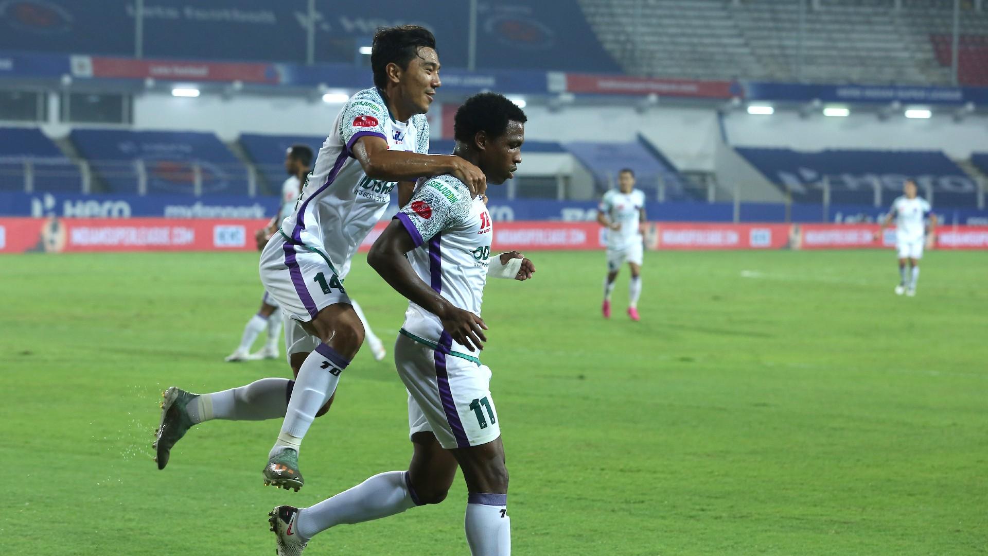 Bengaluru 0-1 Odisha LIVE: Mauricio gives the Juggernauts the lead