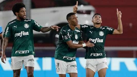 Goles de River vs. Palmeiras, por la Copa Libertadores: resumen, videos y estadísticas   Goal.com