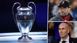 Champions League last-16 knockout draw
