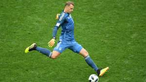 Manuel Neuer Germany Mexico 2018 World Cup