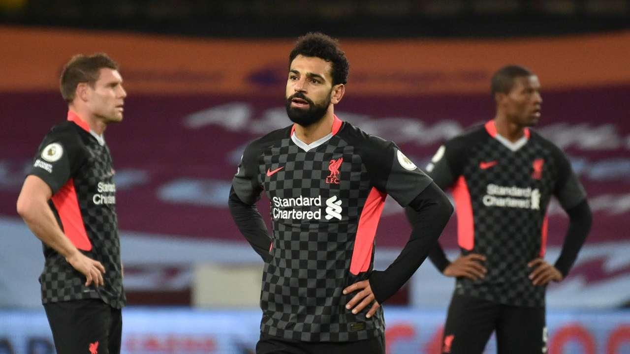 Salah Milner Wijnaldum 2020 Liverpool