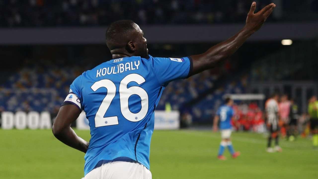 Koulibaly Napoli Juventus