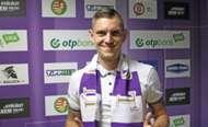 Mészáros Karol Újpest FC