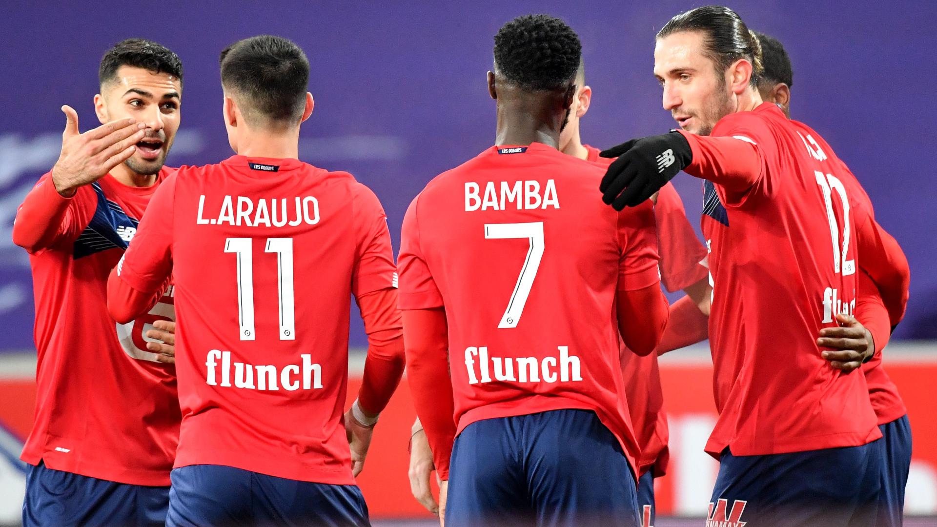 Lille-Dijon (1-0) - Les Dogues prennent la tête du championnat
