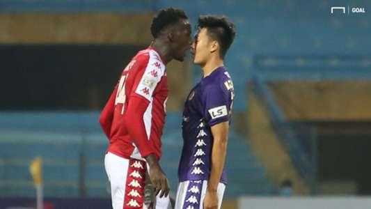 (V.League) Ngoại binh TP.HCM nói lời 'dằn mặt', tố Thành Chung ăn vạ thô thiển