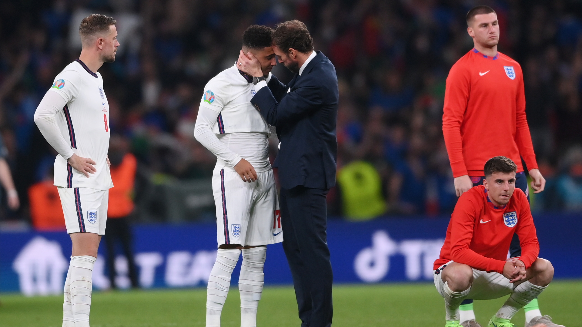 England ordered to play behind closed doors following Euro 2020 final incidents at Wembley