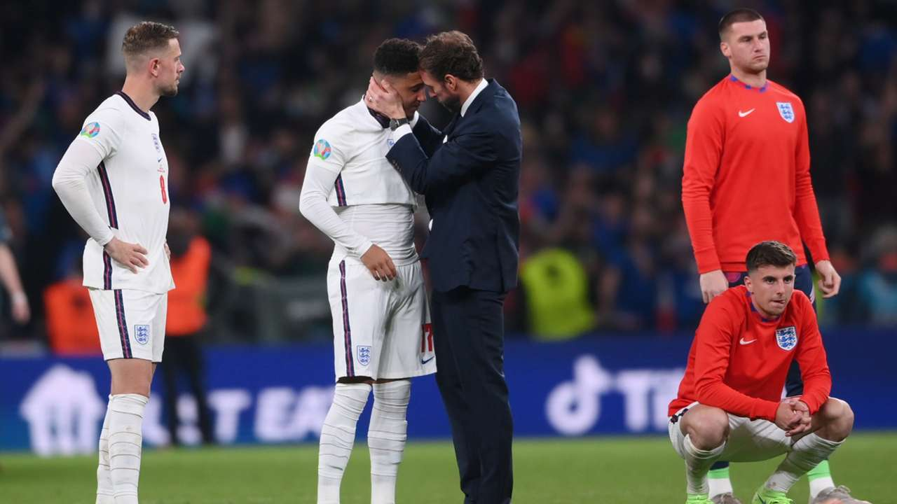 England Euro 2020 final Wembley
