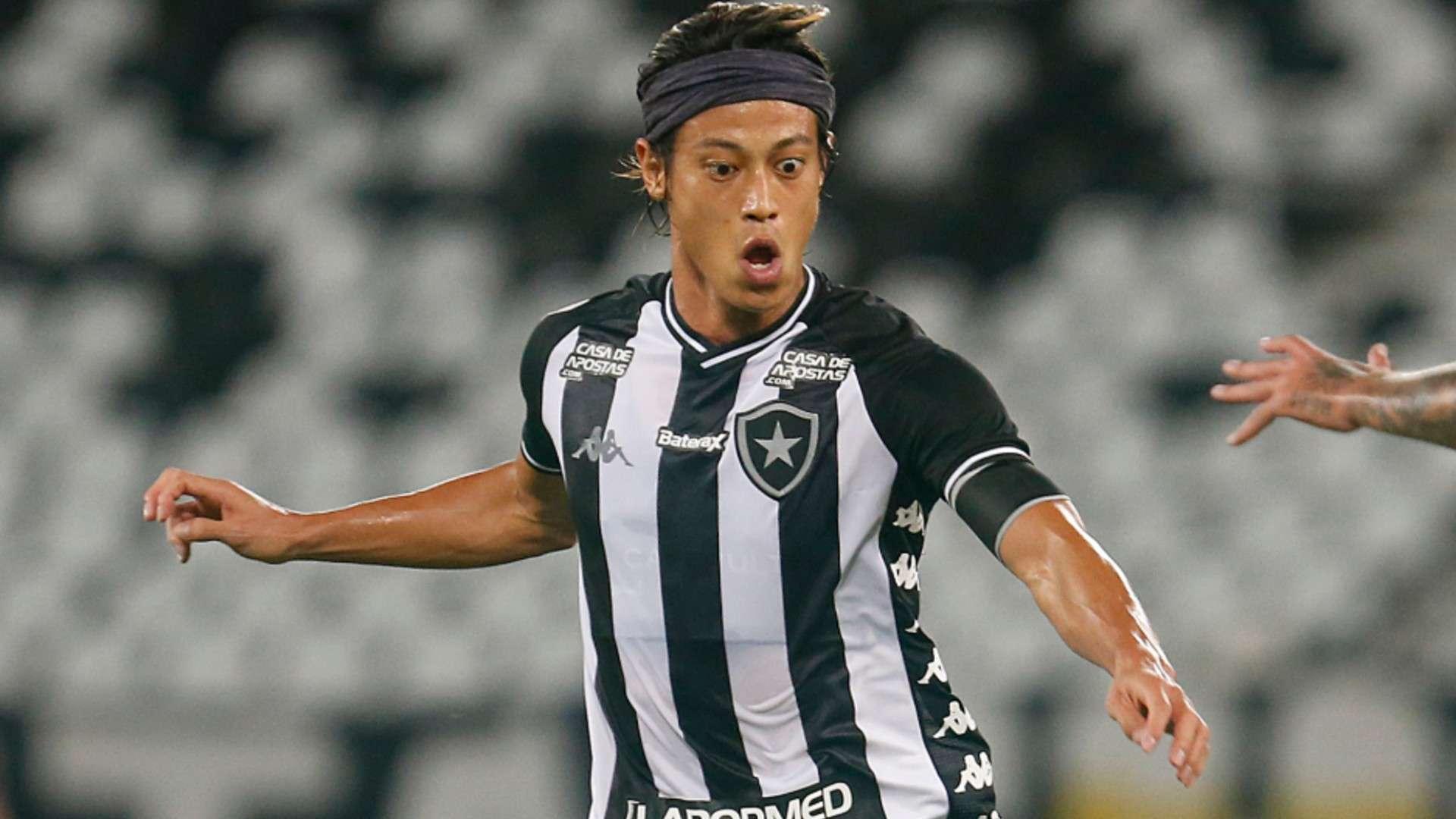 Botafogo trouxe Honda e Kalou, mas o herói continua o mesmo: Gatito |  Goal.com