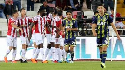 Sivasspor Fenerbahce 08102019