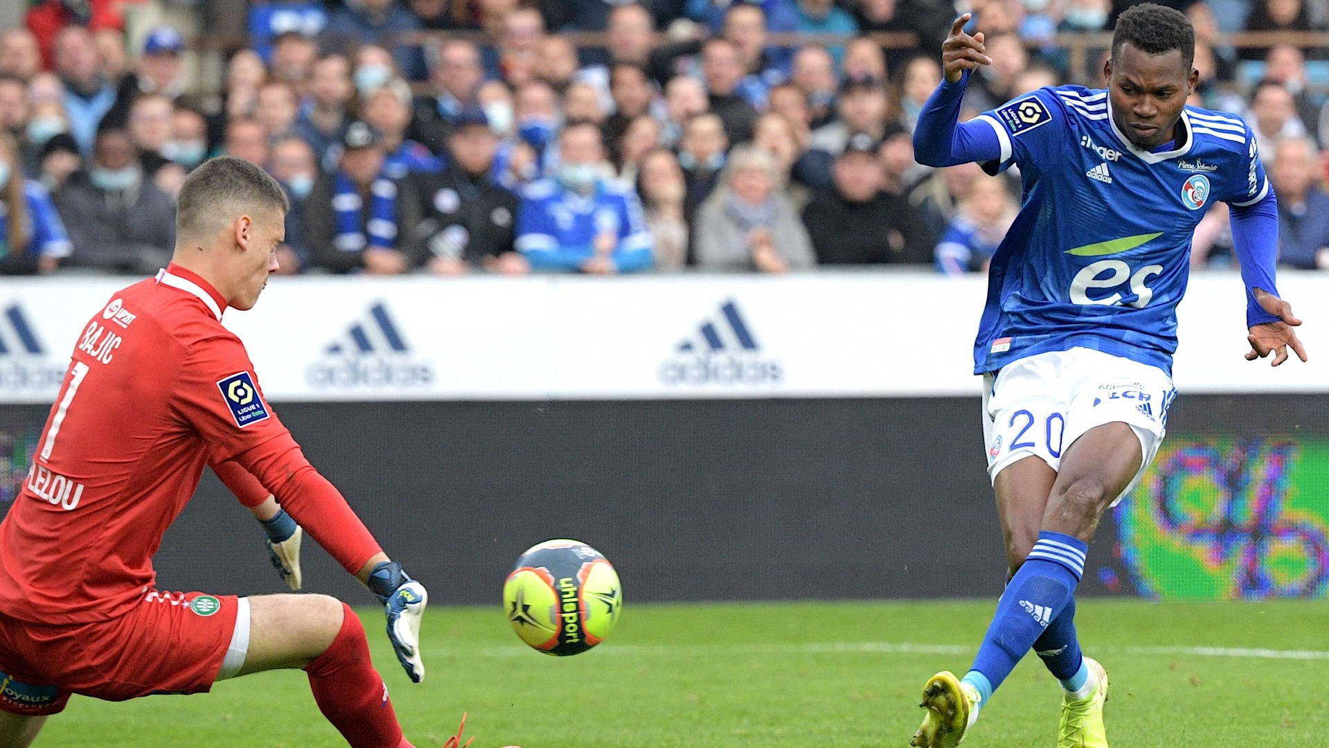 Ligue 1 Wrap: Sulemana, Khazri & Balde score, Youssouf sees red