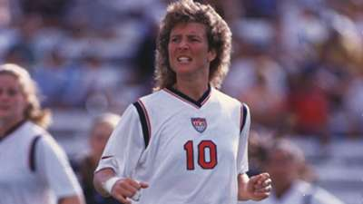 Michelle Akers USWNT