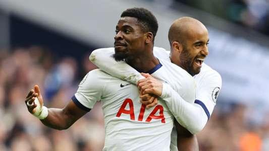 Aurier: Tottenham deserve to be Premier League leaders