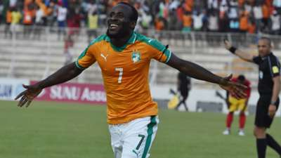 Seydou Doumbia of Ivory Coast