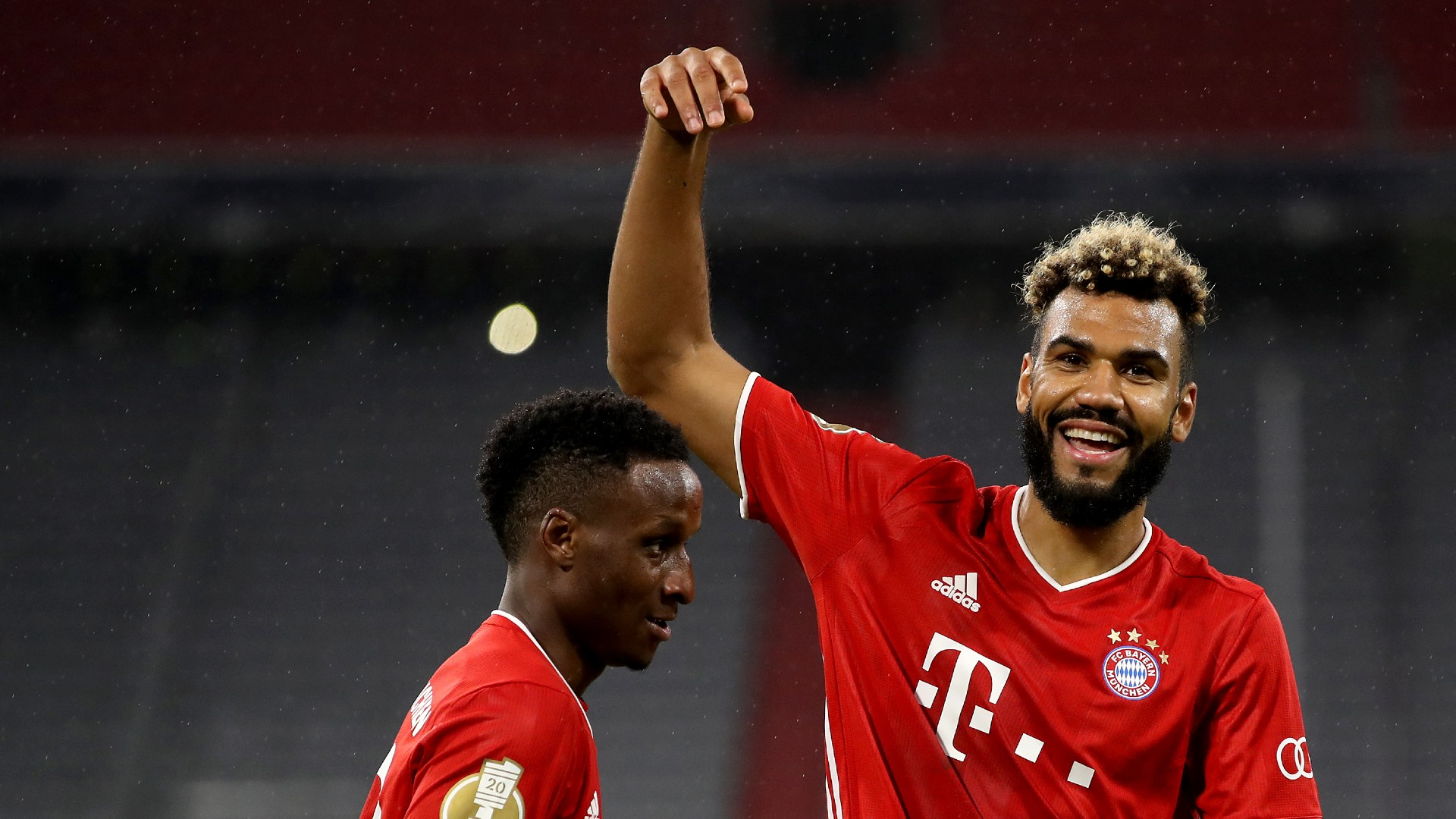 Choupo-Moting opens Champions League account for Bayern Munich against Lokomotiv Moscow