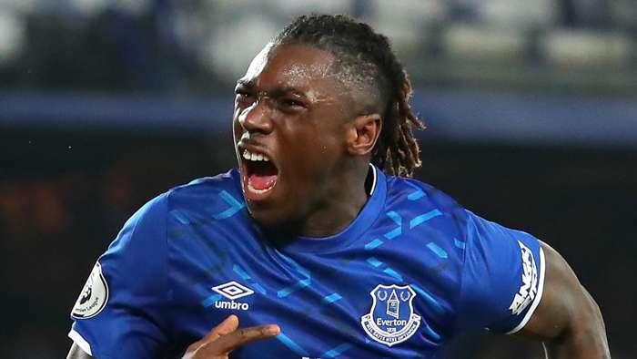Moise Kean, Everton