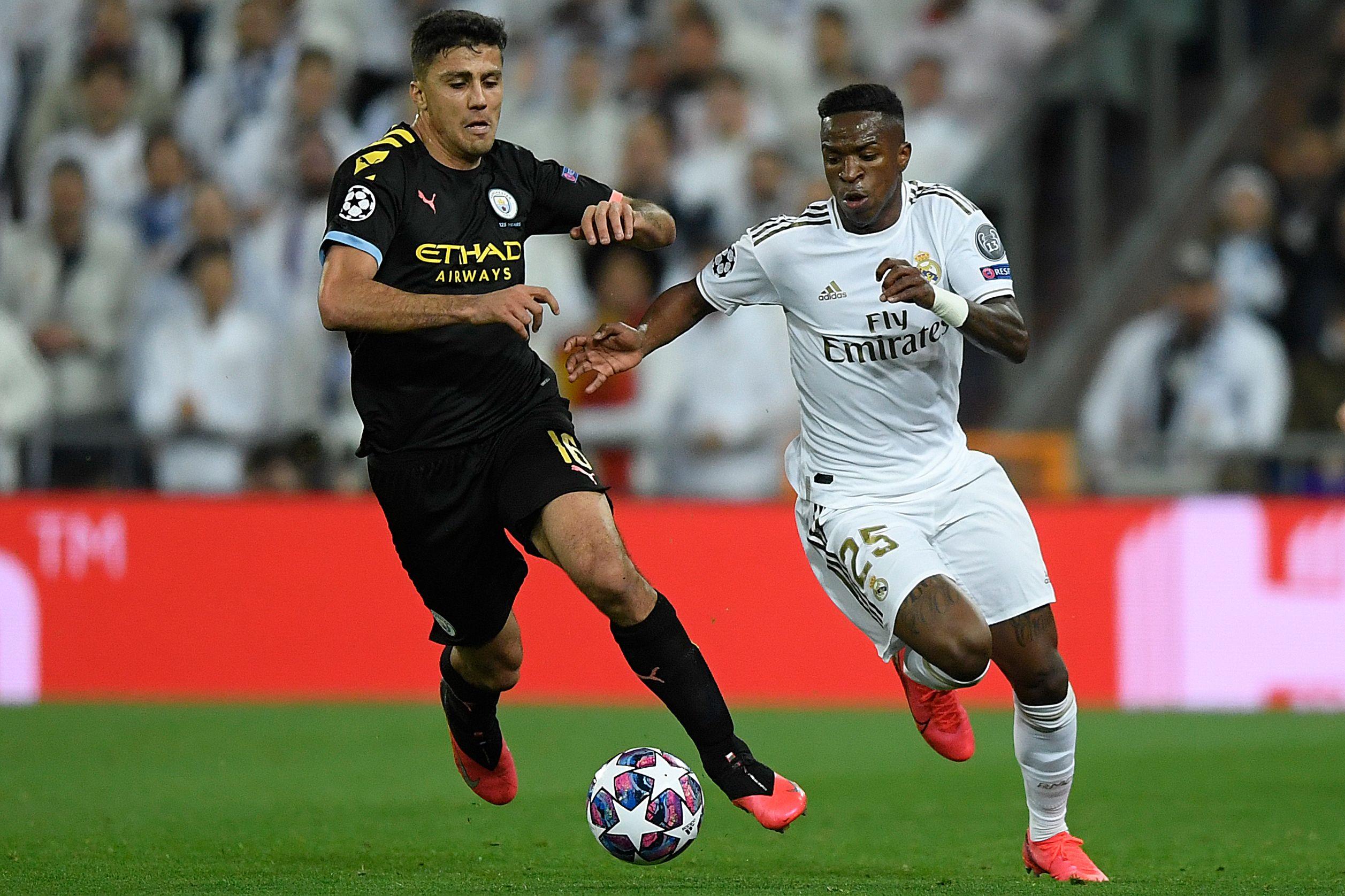 Real Madrid, Vinicius pas satisfait par l'arbitrage