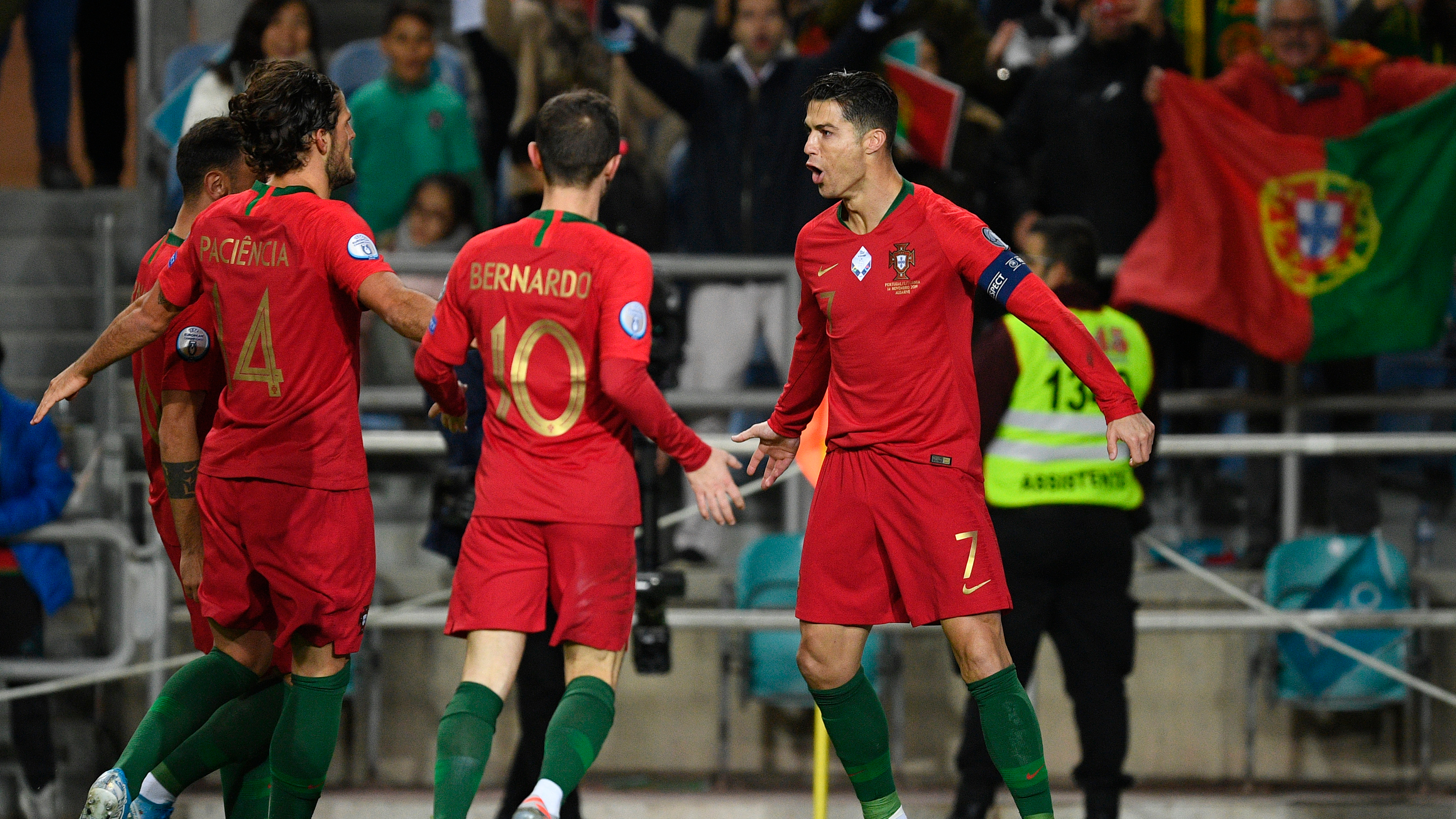 Image result for portugal 6-0 lithuania